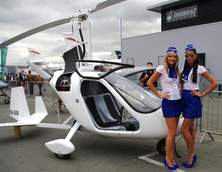Paris Airshow