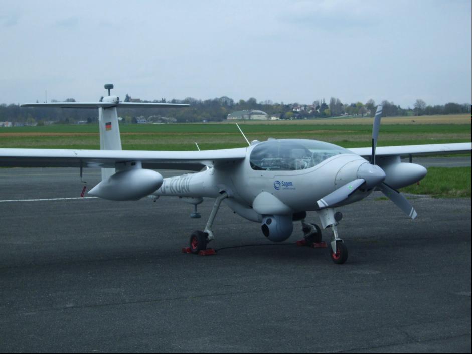 ecarys-es-15-airframe