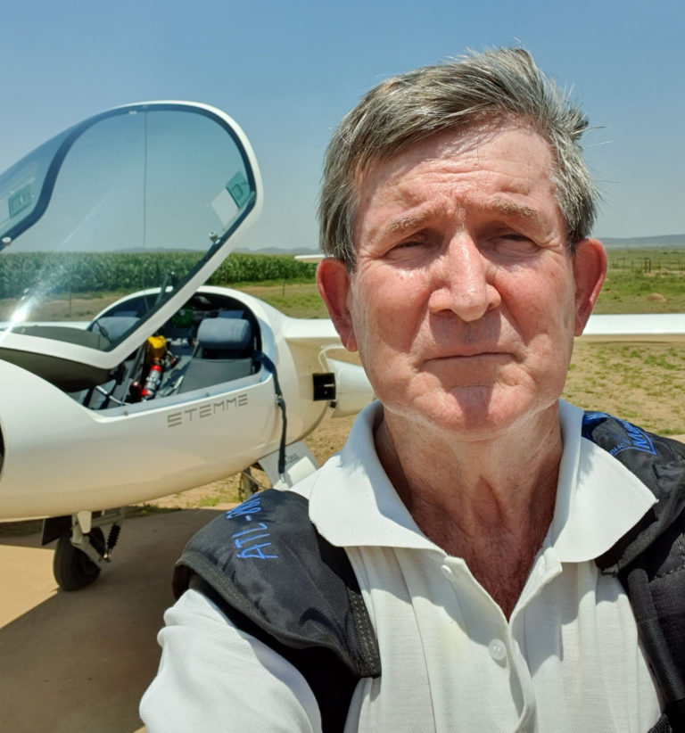PJ Aviation Peter How